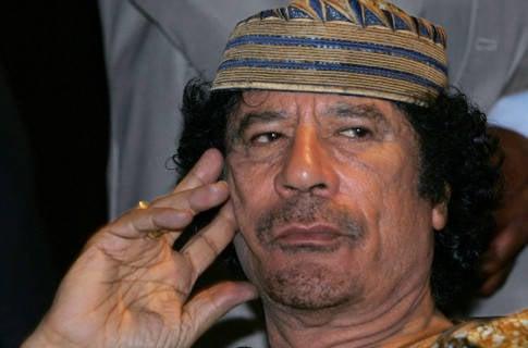 Kaddafi güvenlik karşılığında Libya'dan vazgeçmeye hazır