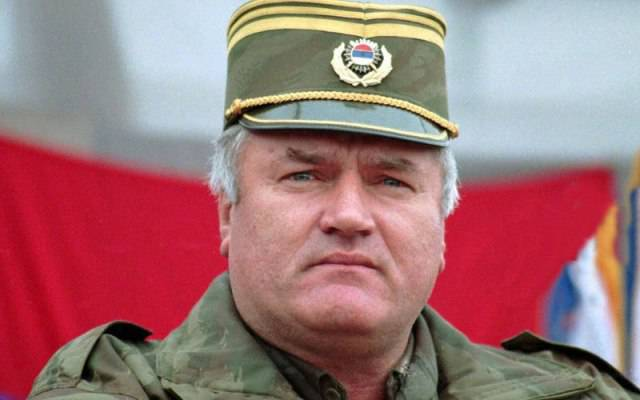 They are judged so as not to be tried. To the arrest of General Mladic