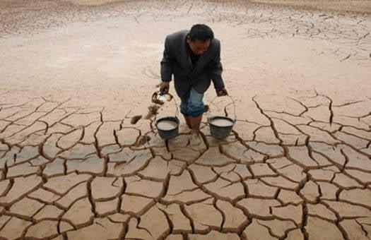 中国的干旱:对邻国的威胁?