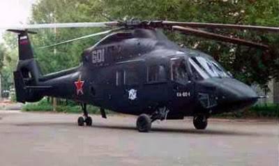 军用Ka-60领先于民用Ka-62的开发