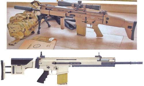 Yabancı üretimdeki kişisel küçük silahların en yeni modelleri