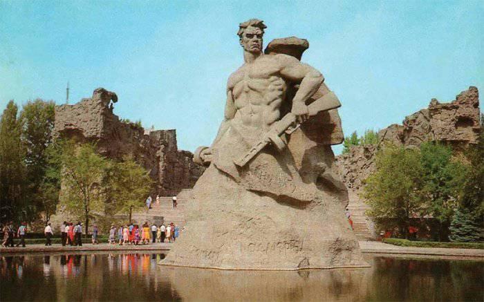 Последний рубеж обороны русского самосознания - День Победы