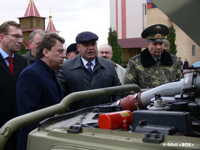 Альтернатива импортной вакханалии Сердюкова