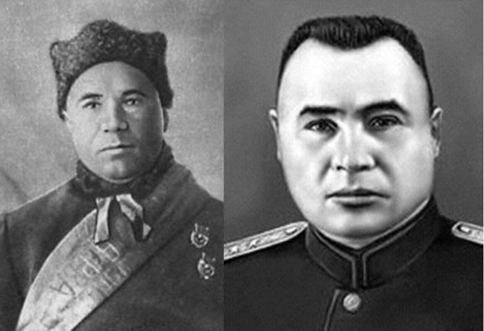 Staline lui a pardonné mon pote. Qui est-il: un général rebelle et un soldat du peuple russe?