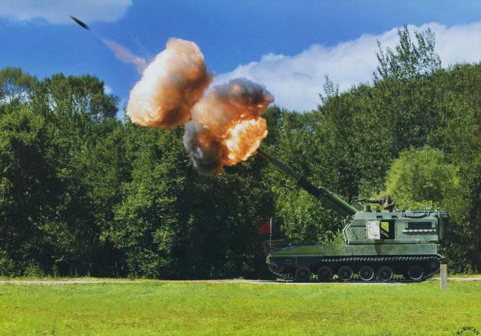 Артиллерийский монстр
