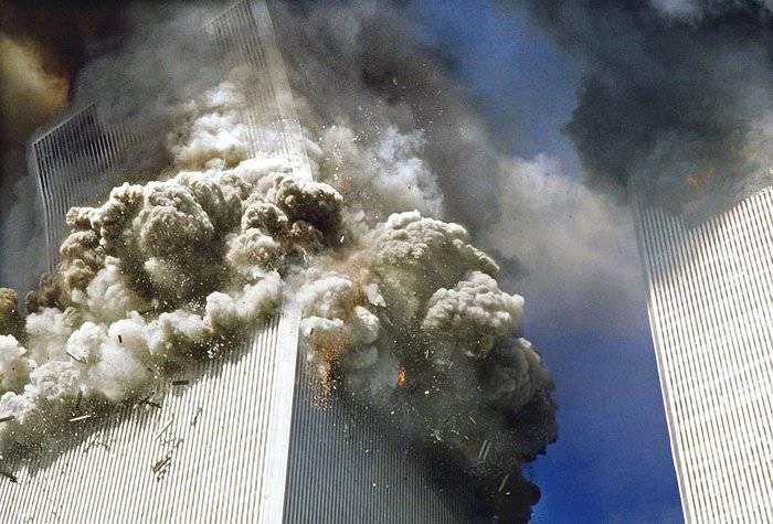 Самой грандиозной провокацией явился теракт, организованный американскими спецслужбами 11 сентября 2001 года