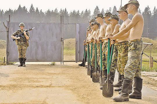 Российская армия. Точка невозврата пройдена?