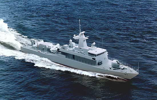 Las principales direcciones de desarrollo de los barcos de misiles de las fuerzas navales de países extranjeros.