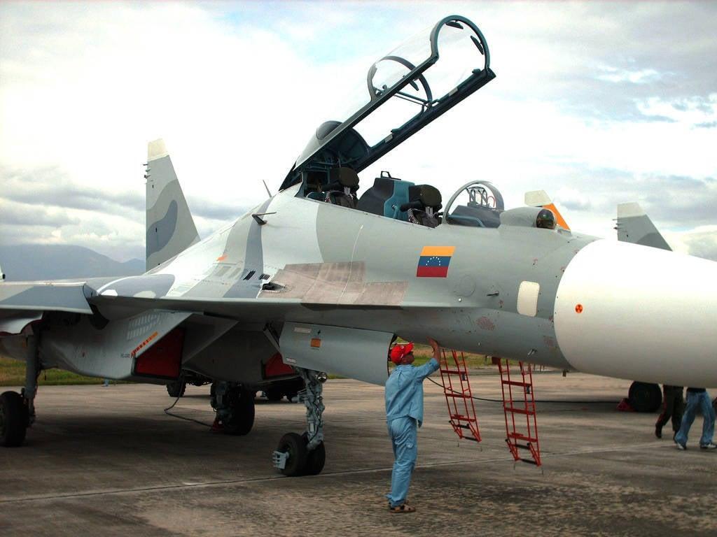 लैटिन अमेरिका के लिए रूसी हथियार