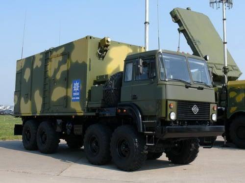 Современные системы ПВО, С-400 (часть 1)