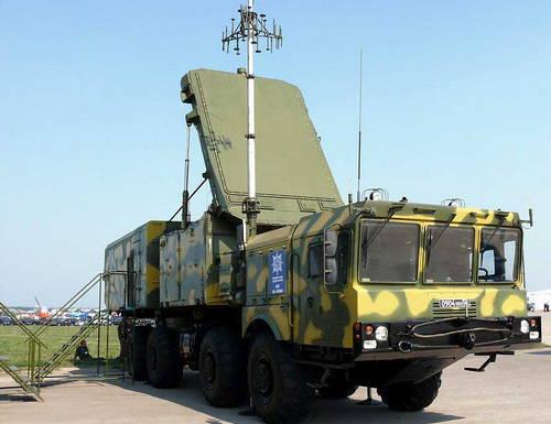 ПВО. Современные системы ЗРК С-400 «Триумф» (часть 1)