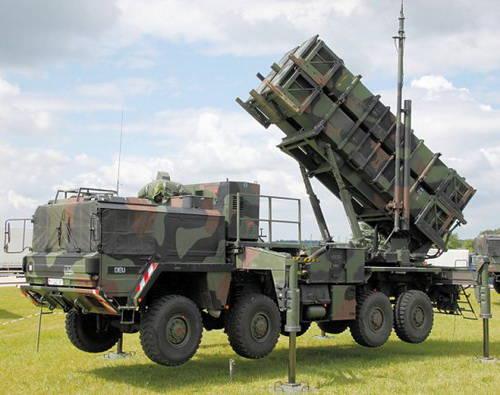 Современные системы ПВО, Patriot (часть 2)