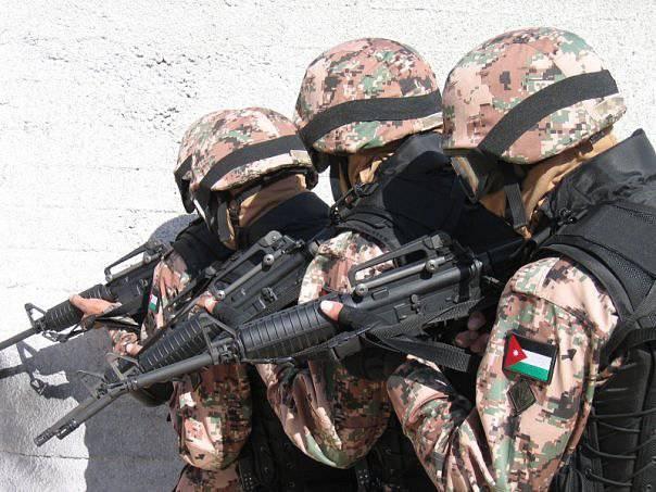 """दुनिया के विशेष सैनिक """"जॉर्डन"""" (भाग 1)"""