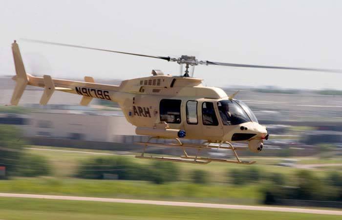 ARH-70A另一个无根据的发展
