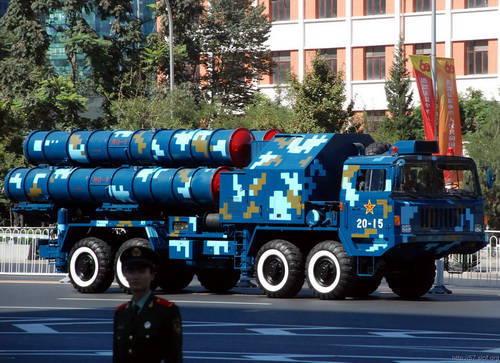 Современные системы ПВО, HQ-9 (FD-2000) (часть 3)