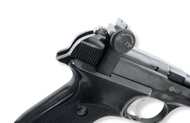 Пистолет М.В. Марголина разработан в 1946 г. и серийно выпускается с 1948 г. Для стрельбы используются так называемые...