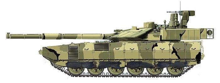 Армата танк будущего