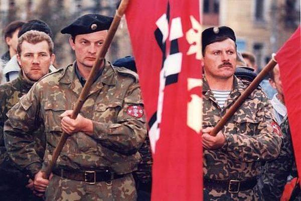 Война под чужими знаменами