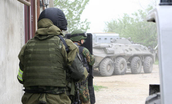 In Dagestan, six law enforcement officers were killed during the day and twelve more wounded