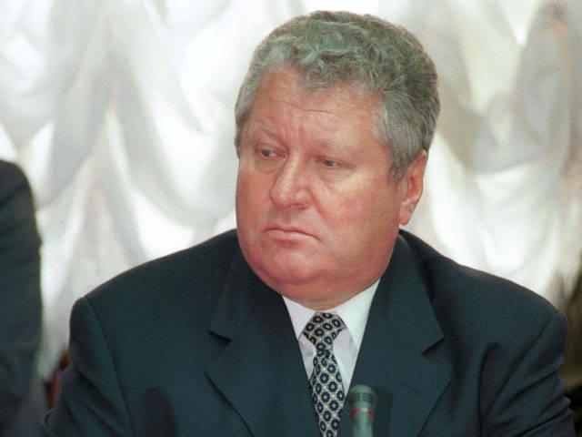 伞兵将军阿查洛夫将军团长去世
