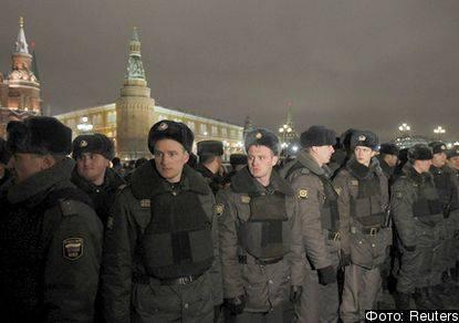 """越来越多的俄罗斯人想要""""射杀所有人"""""""