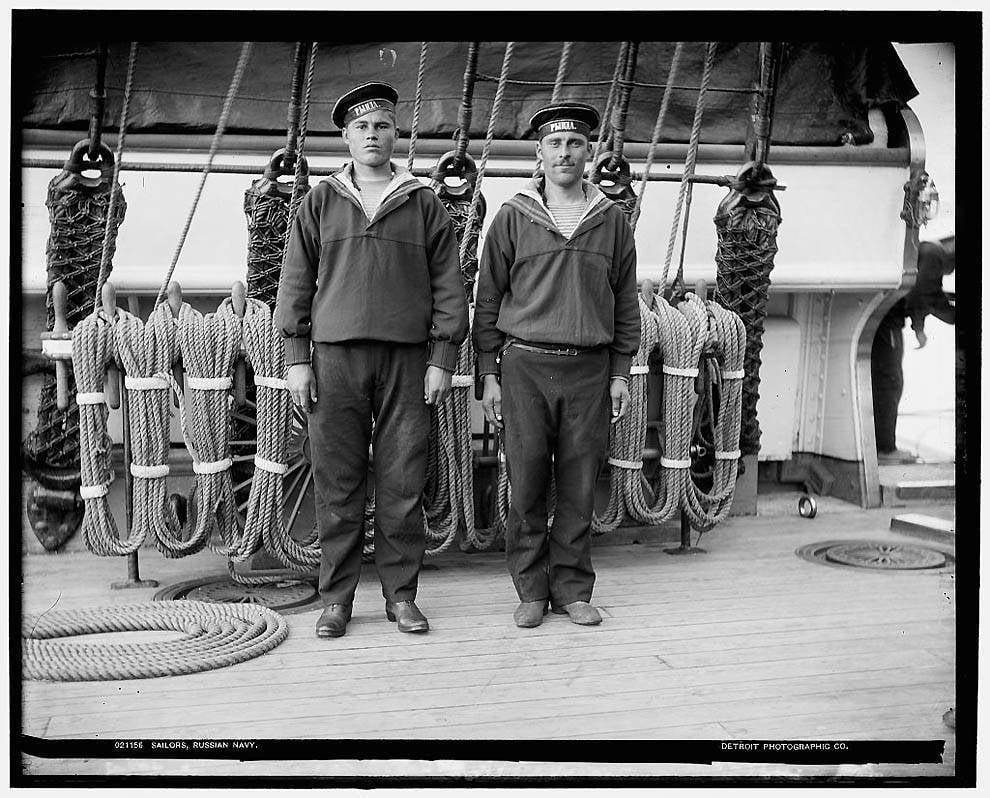 фото русских морских офицеров парусного флота отель подходит