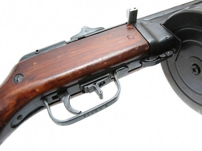 Легендарное Оружие Победы – пистолет пулемёт Шпагина (ППШ)