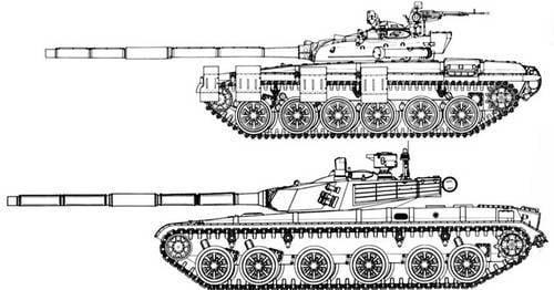 主战坦克(部分6) -  99型(ZTZ-99)中国