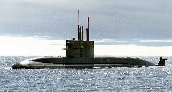 Four diesel-electric submarines will be transferred to the Russian Navy.