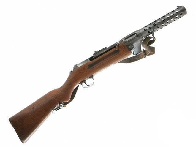 Пистолет-пулемет Бергман-Шмайсер МП-18/1 (Bergmann/Schmeisser MP 18.1), Германия