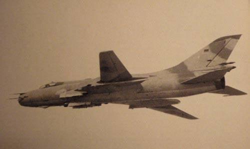 Gizli Su-20 Luftwaffe