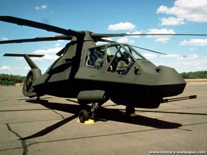 Вертолет атаки и разведки Comanche RAH-66