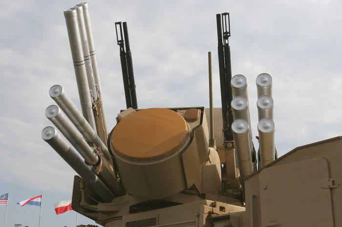 «Панцирь-С1» - ракетно-зенитный комплекс-конструктор