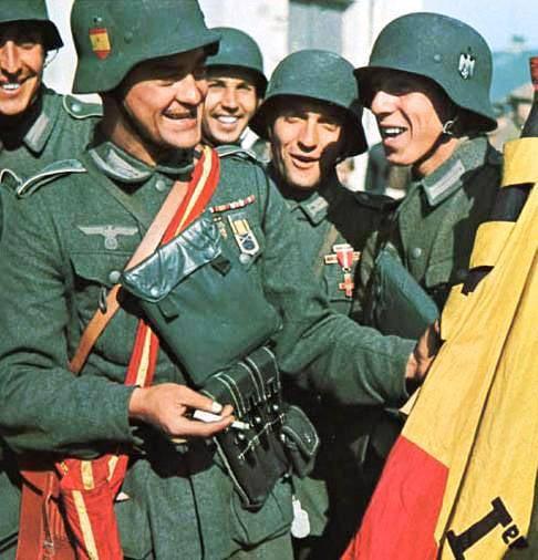 为什么希特勒的盟友佛朗哥统治西班牙直到他去世