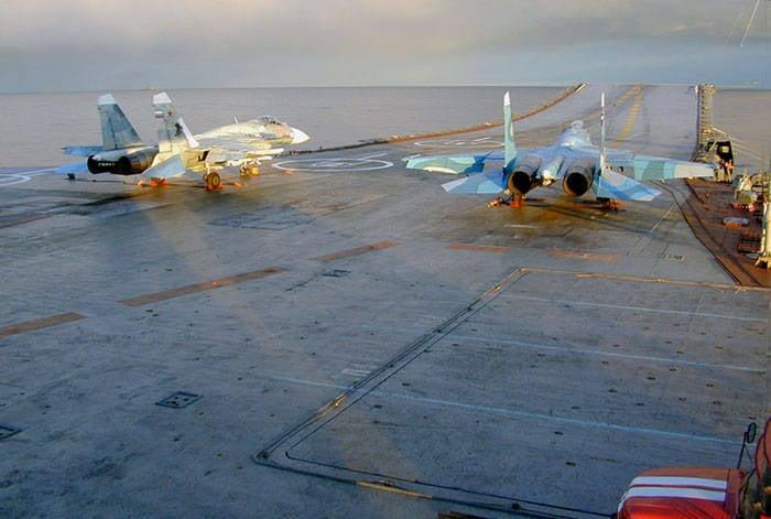 俄罗斯会建造航空母舰吗?