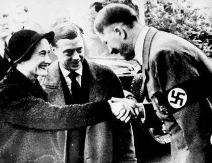论德国纳粹主义的盎格鲁撒克逊根源
