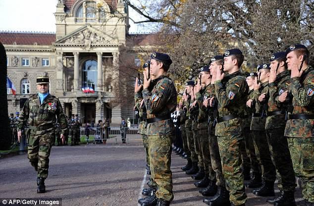 德国取消了征兵制度