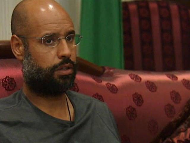 Gaddafi's son: NATO operation in Libya is doomed