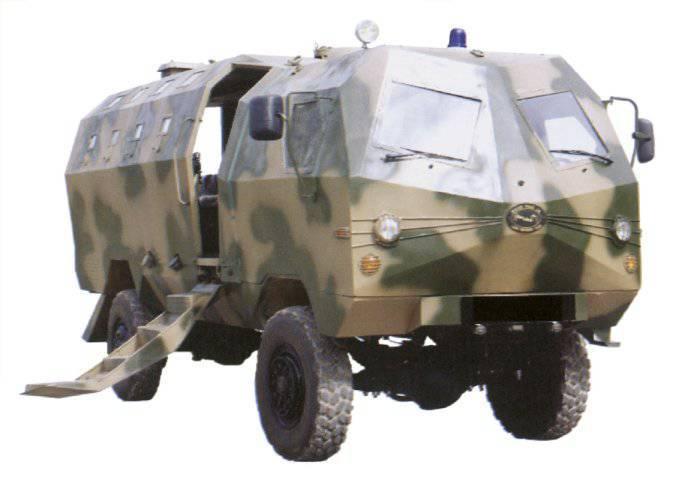 巴基斯坦MRAP:Burraq