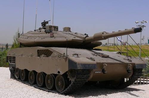 Основные боевые танки (часть 7) – Меркава, Израиль