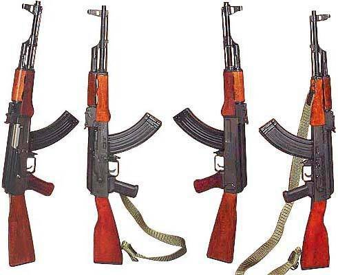 AK-47: a weapon for an uncompromising struggle