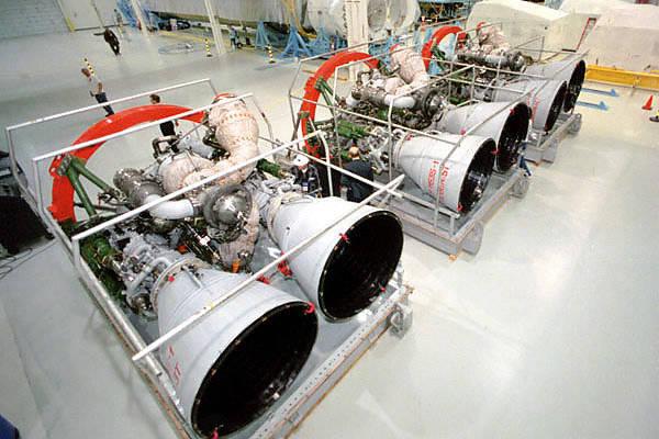 """Компания """"Энергомаш"""" продавала американцам российские ракетные двигатели за половину стоимости затрат на их производство"""