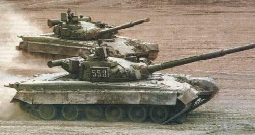 Танк Т-80 вчера и сегодня