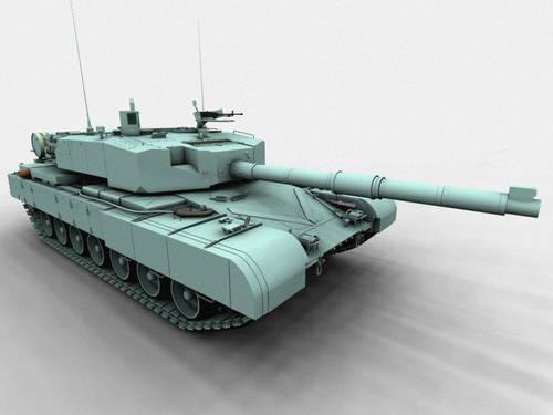Ana savaş tankları (8'in bir parçası) - Arjun, Hindistan
