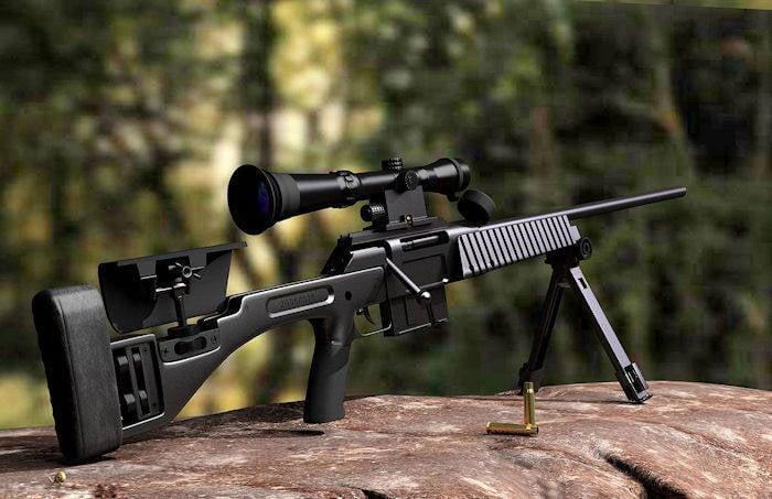 Снайперская винтовка JS 7,62 (Китай)