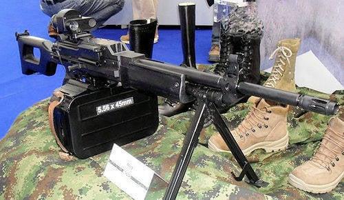 Zastava Arms'tan yeni makineli tüfek