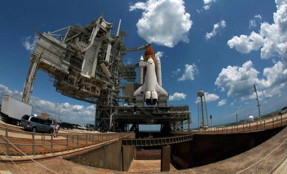 """最后一次航天飞机离开俄罗斯,垄断太空飞行(""""华尔街日报"""",美国)"""