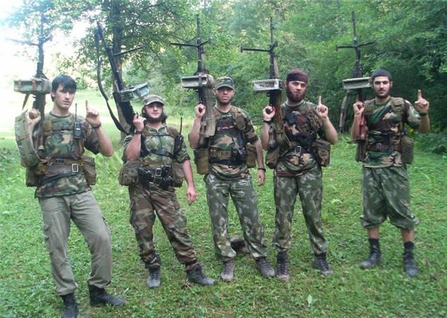 """Более 15 членов НВФ сдались, позвонив по """"горячей линии"""" в Ингушетии"""