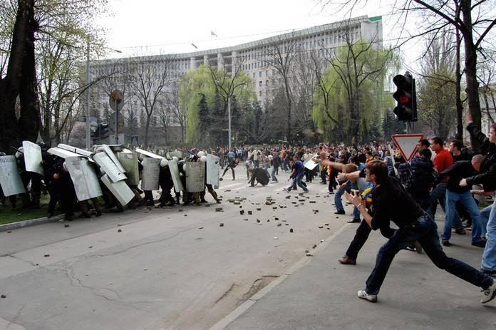 Moldavia Secrets of 7 April