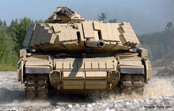 Main battle tanks (part of 9) M60 Phoenix, Jordan